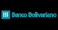 Logo Banco Bolivariano BIMO
